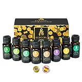 Aceites esenciales naturales, aceite esencial de lavanda, romero, puros 100%, mejores aceites...