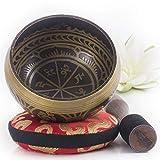 Silent Mind ~ Juego De Cuencos Tibetanos ~ Diseño...