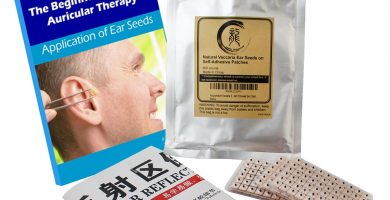 kit semillas para auriculoterapia