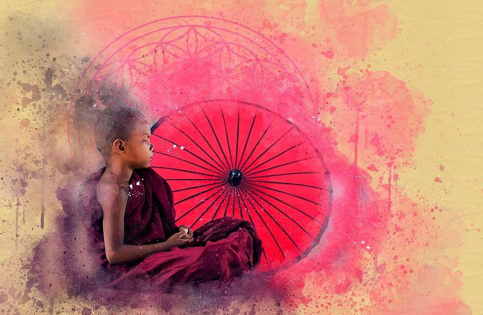 Espiritualidad, espiritual, buddha