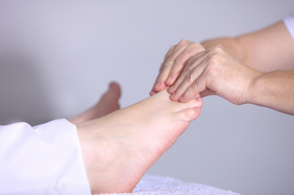 Reflexologia, acupuntura para adelgazar
